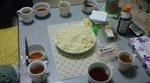 素麺パーティー