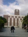 京大の時計台